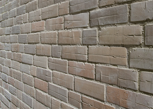 Architectural ceramics and restoration: custom manufacture of bricks in one-off and traditional formats.