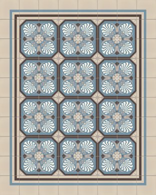 vb_sftg8308a_sf8301a Layouts and patterns SFTG 8308 A e