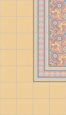 vb_sf10.7r Floor Tiles multi-coloured SF 10.7 rand