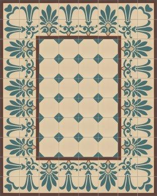 vb_sf303d_sf560d Layouts and patterns SF 304 B unten