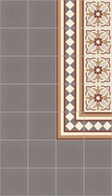 vb_sf10.5r Floor tiles SF 10.5 rand