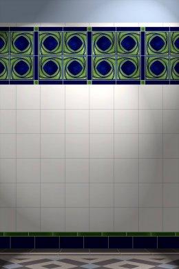 F 10.26 Ri R + F 10.621 Ri + F 10.14 Mosaik + F 181 R + F 10.26 + F 10.14 Ri + F 10.621 H Verlegebeispiel F 181LR