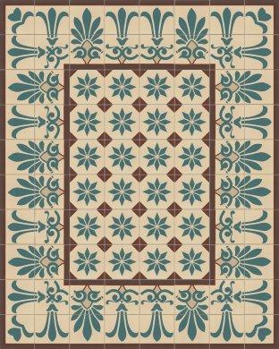 vb_sf303d_sf560d Layouts and patterns SF 303 B oben
