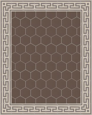 vb_sf17.18s Carreaux hexagonal SF 17.18 S