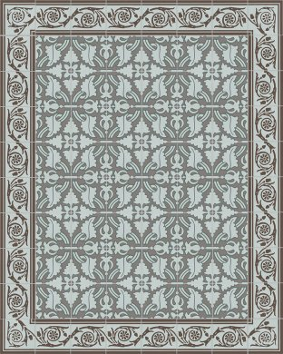 Layouts and patterns SF 331 R r