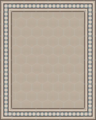 vb_sf17.4 Carreaux hexagonal SF 17.4