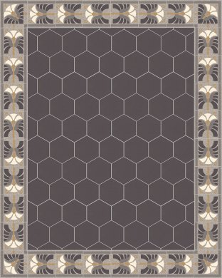 vb_sf17.11 Carreaux hexagonal SF 17.11