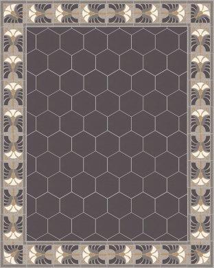 vb_sf17.11 floor tiles hexagonal SF 17.11