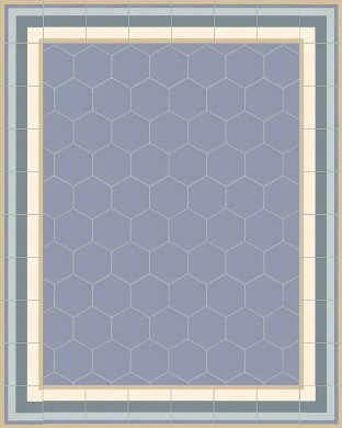 vb_sf17.15s Carreaux hexagonal SF 17.15 S