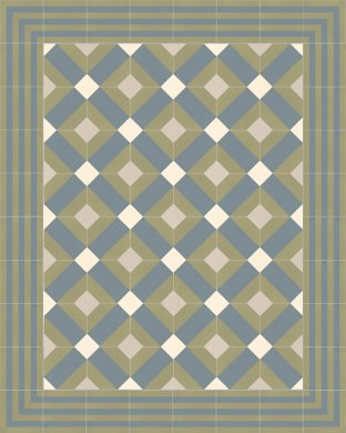 Floor Tiles multi-coloured 201  Floor Tiles multi-coloured 201 L