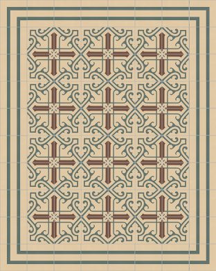 Layouts and patterns SFTG 8202 B e