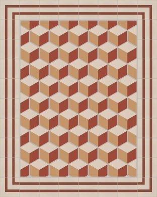 Carreaux hexagonal SF 317 D