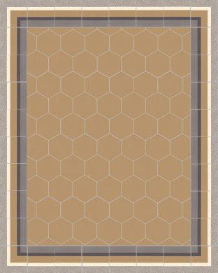 vb_sf17.6 Carreaux hexagonal SF 17.6