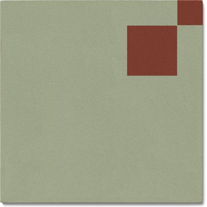 Carreau en grès SF TG 8207 I b, Ornement, S