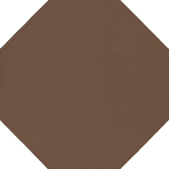 Carreau octogonal SF 80 A.24, hellbraun