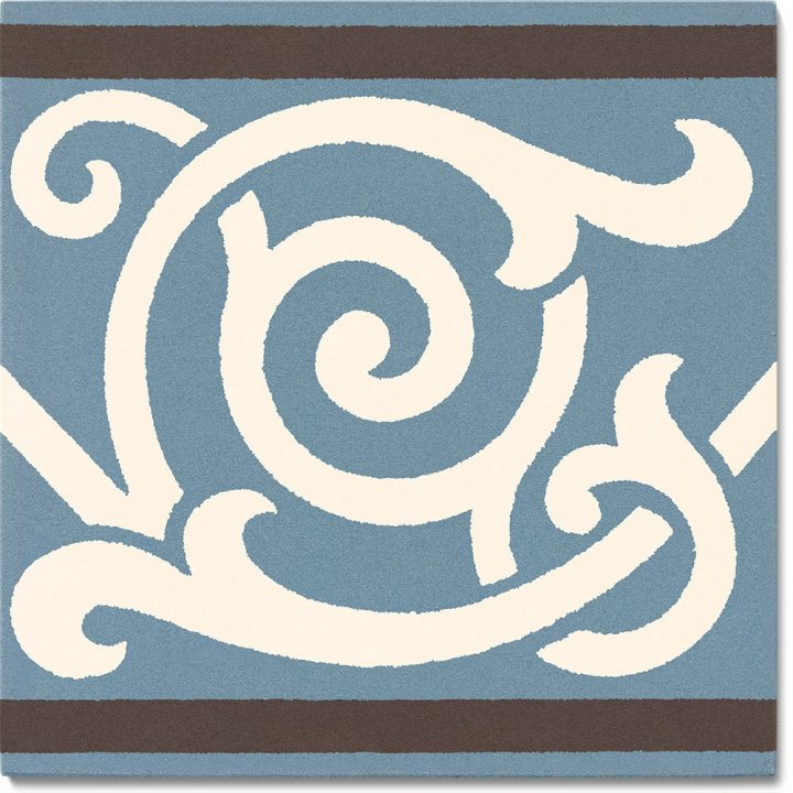 Stoneware tile SF 333 A, Historic Stoneware