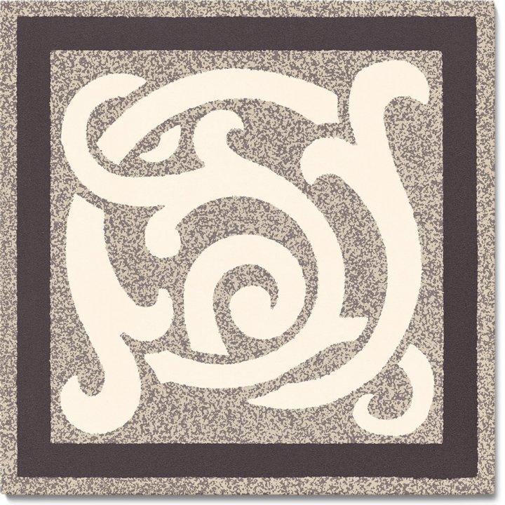 Steinzeugfliese SF 333 C e, Ornament