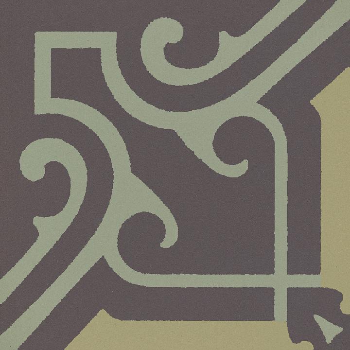 Stoneware tile SF 325 J, Historic Stoneware
