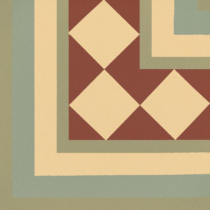 Stoneware tile SF 401 I e, Historic Stoneware