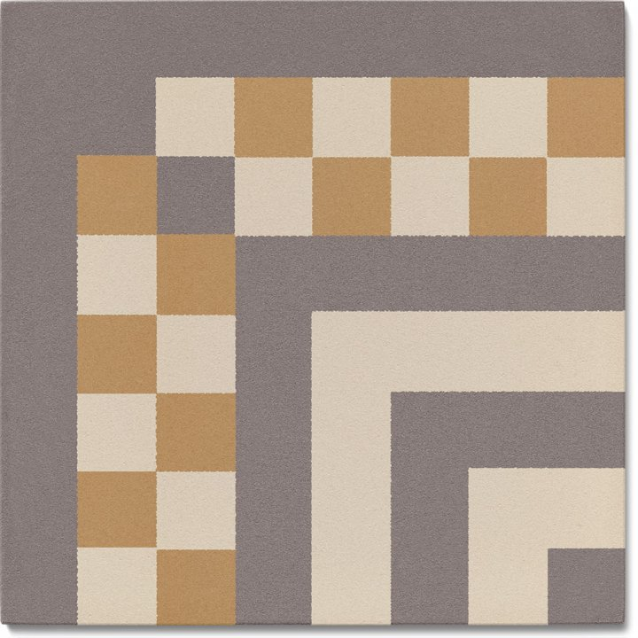 Stoneware tile SF TG 8303 De, Historic Stoneware