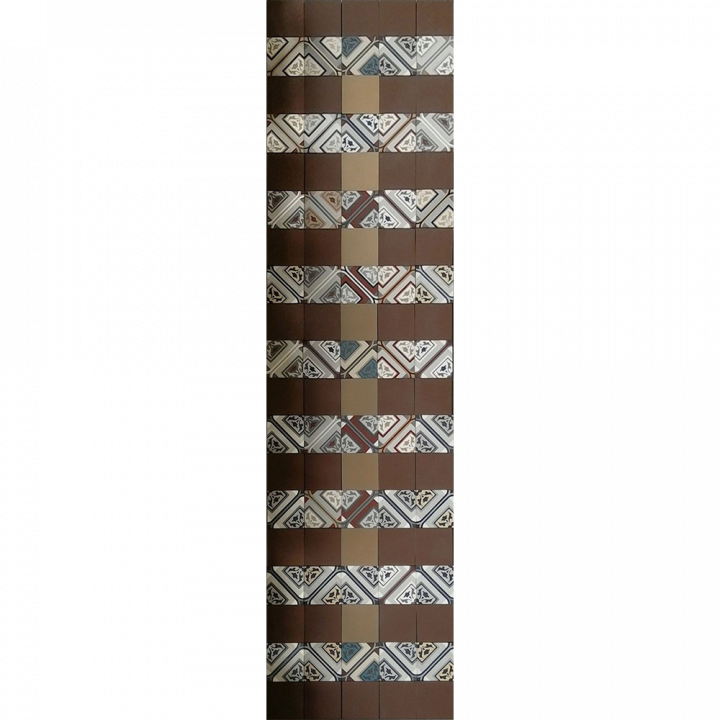 Fliesenteppich  PMS 336 (2,7m²)