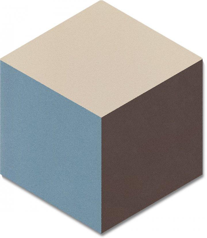 Hexagonal tile SF 317 A