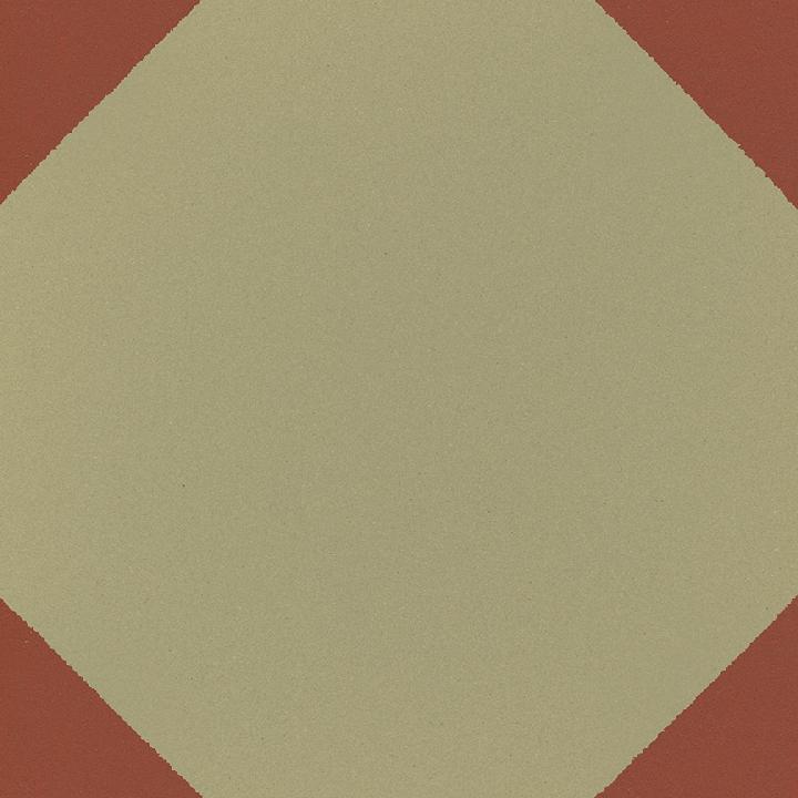 Steinzeugfliese SF 202 I, Ornament