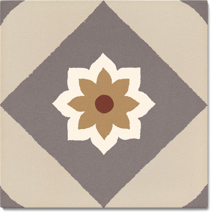 Stoneware tile SF 560 D, Historic Stoneware