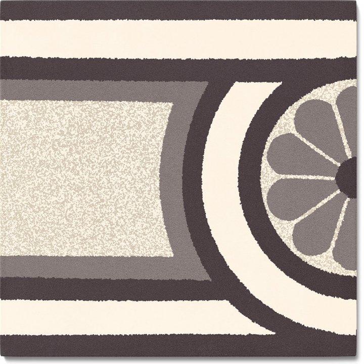 Steinzeugfliese SF 504 M , Ornament