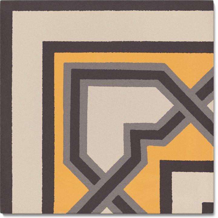 Stoneware tile SF 557 H e, Historic Stoneware