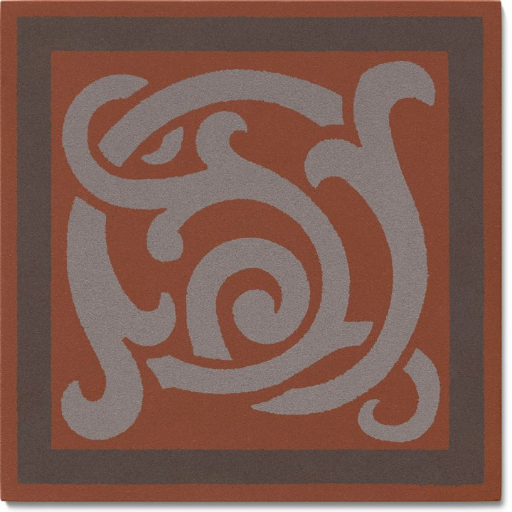 Stoneware tile SF 333 Fe, Historic Stoneware