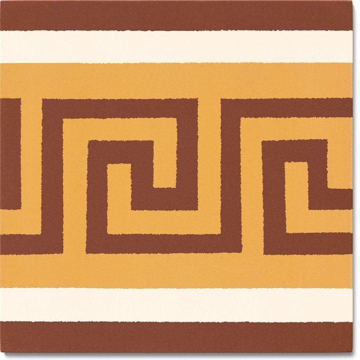 Stoneware tile SF 357 K, Historic Stoneware