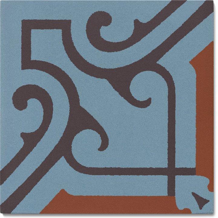Stoneware tile SF 325 L, Historic Stoneware