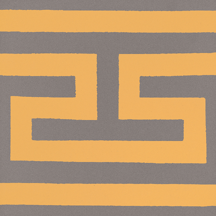 Carreau en grès SF 206 K, Ornement