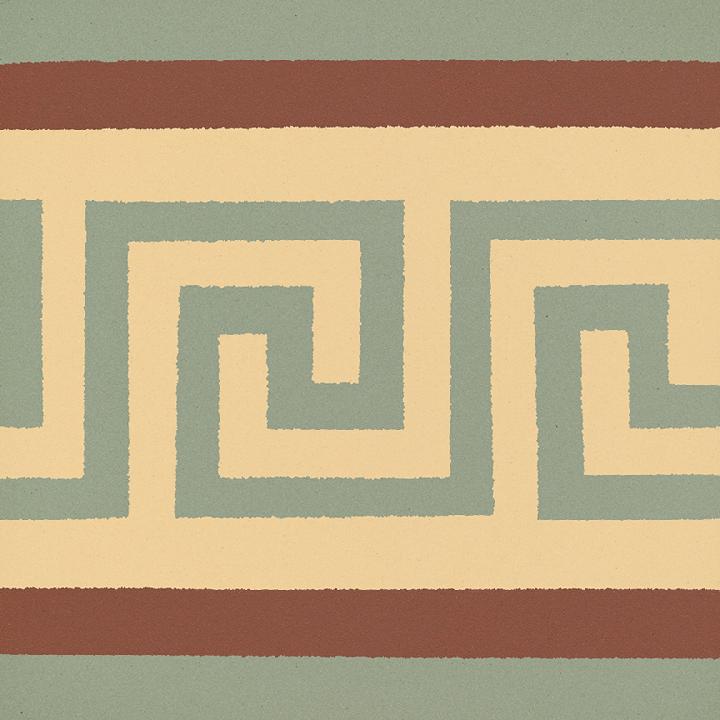 Stoneware tile SF 357 J, Historic Stoneware