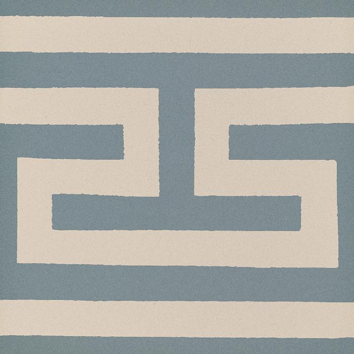 Carreau en grès SF 206 L, Ornement