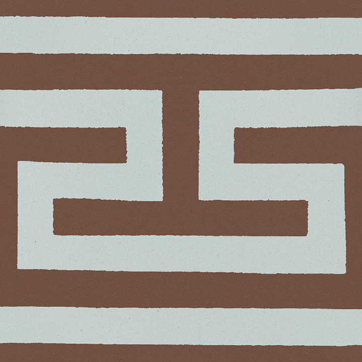 Stoneware tile SF 206 R, Historic Stoneware