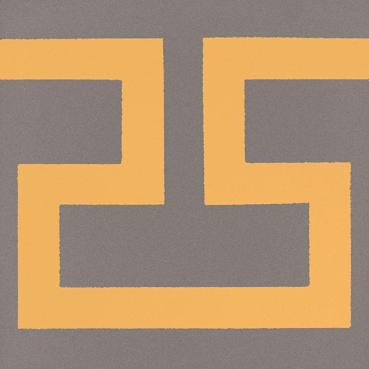 Carreau en grès SF 254 K, Ornement