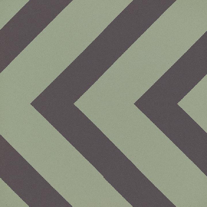 Carreau en grès SF 215 J, Ornement