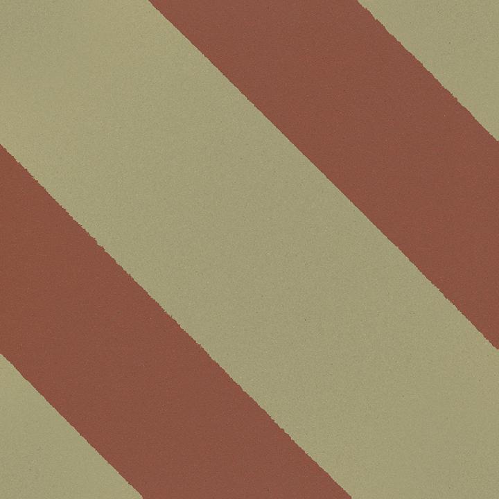 Steinzeugfliese SF 214 L, Ornament