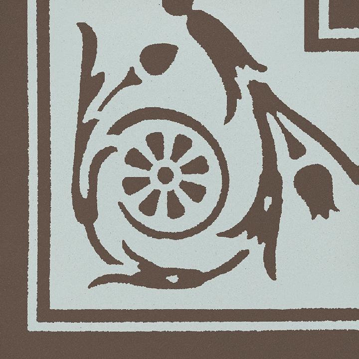 Stoneware tile SF 208 R e, Historic Stoneware