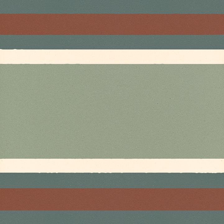 Steinzeugfliese SF 505 S, Ornament