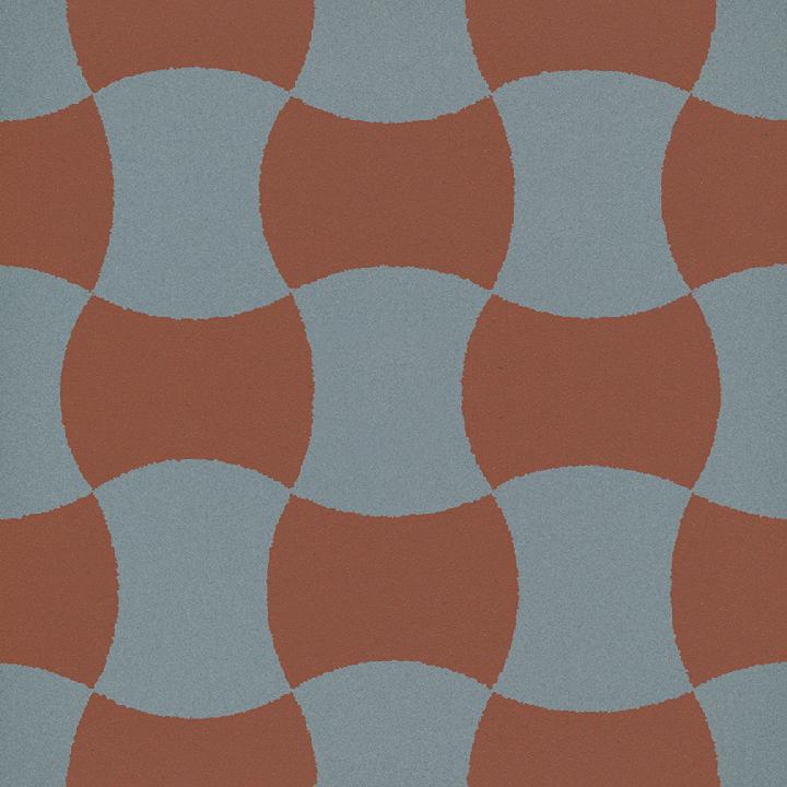 Stoneware tile SF 259 L, Historic Stoneware