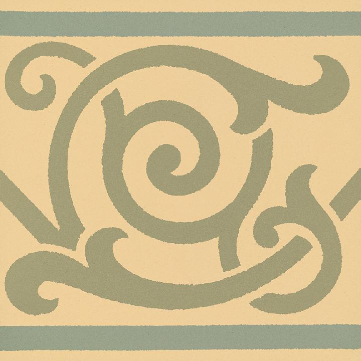 Stoneware tile SF 333 I, Historic Stoneware