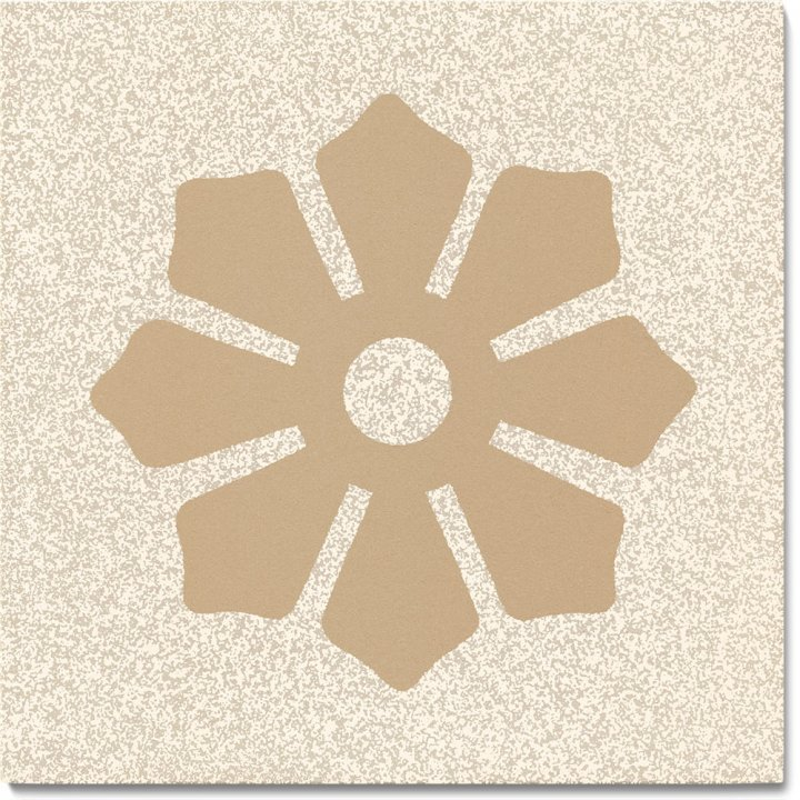 Stoneware tile SF 244 P, Historic Stoneware