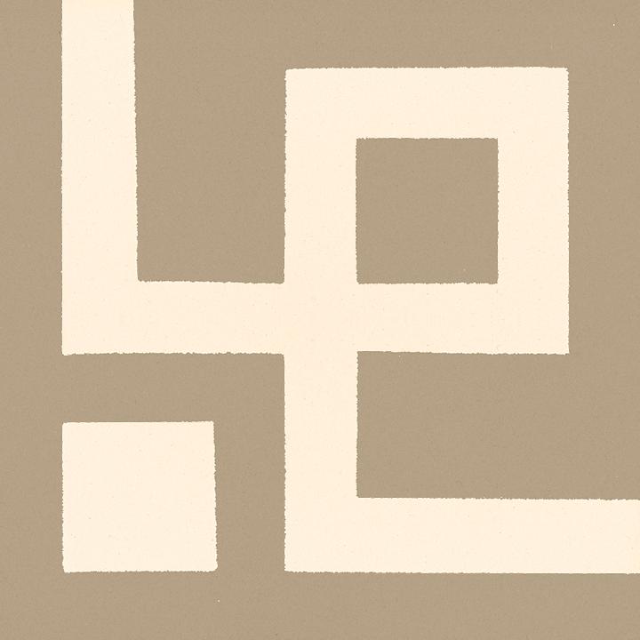 Carreau en grès SF 254 S e, Ornement