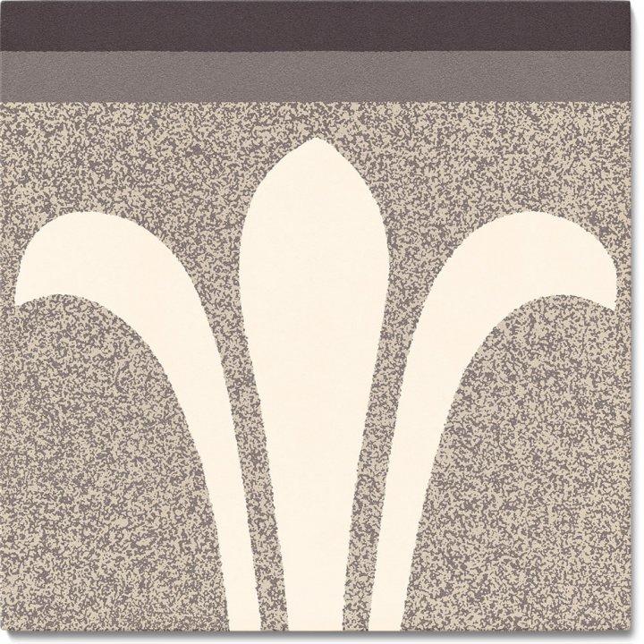 Carreau en grès SF 303 C oben, Ornement