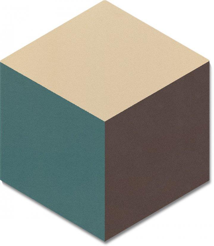 Carreau hexagonal SF 317 B