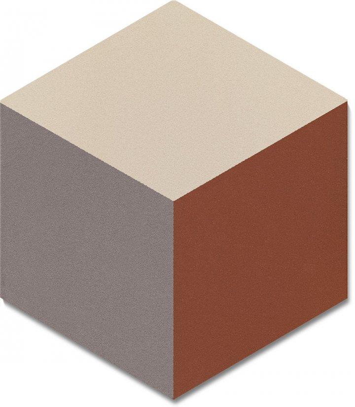 Carreau hexagonal SF 317 F