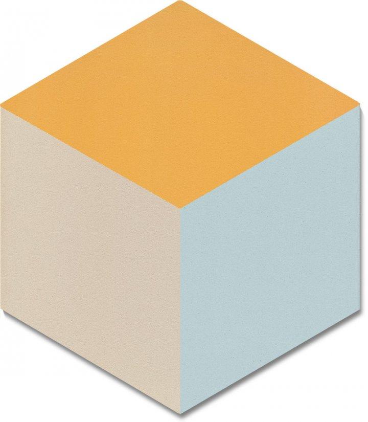 Carreau hexagonal SF 317 H